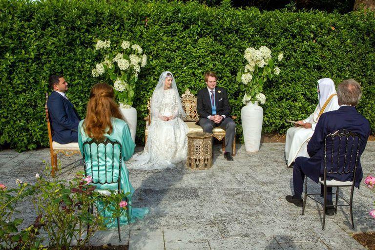 Pernikahan Putri Yordania, Royal Wedding Pertama di Tengah Pandemi