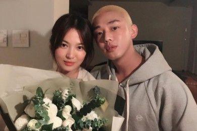 9 Potret Persahabatan Song Hye Kyo Yoo Ah In Bikin Baper