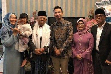 Raffi Ahmad Ditawari Anak Ma'ruf Amin Ikut Pilkada, Ini Jawabannya