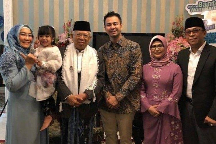 Raffi Ahmad Ditawari Anak Ma'ruf Amin Ikut Pilkada, Ini Jawabannya!