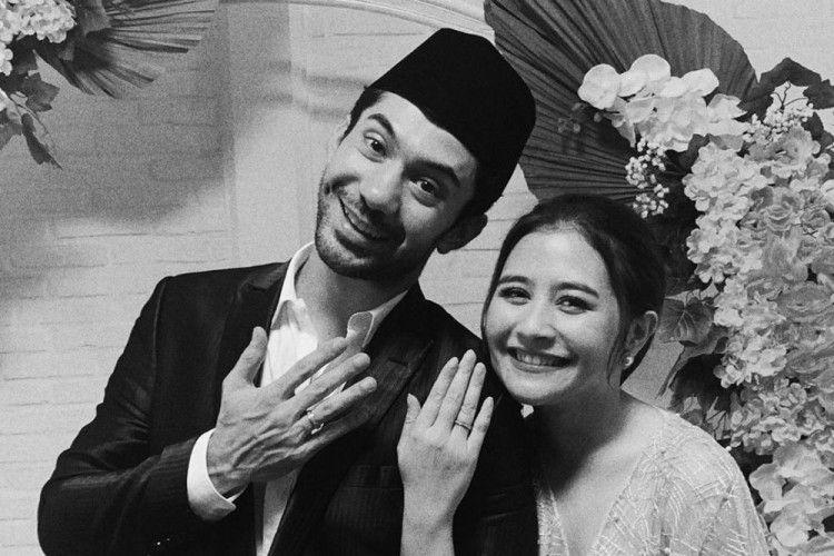 5 Fakta di Balik 'Taaruf' Prilly Latuconsina dan Reza Rahadian