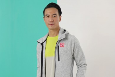 Daniel Mananta Resmi jadi Brand Ambassador UNIQLO Sport Utility Wear