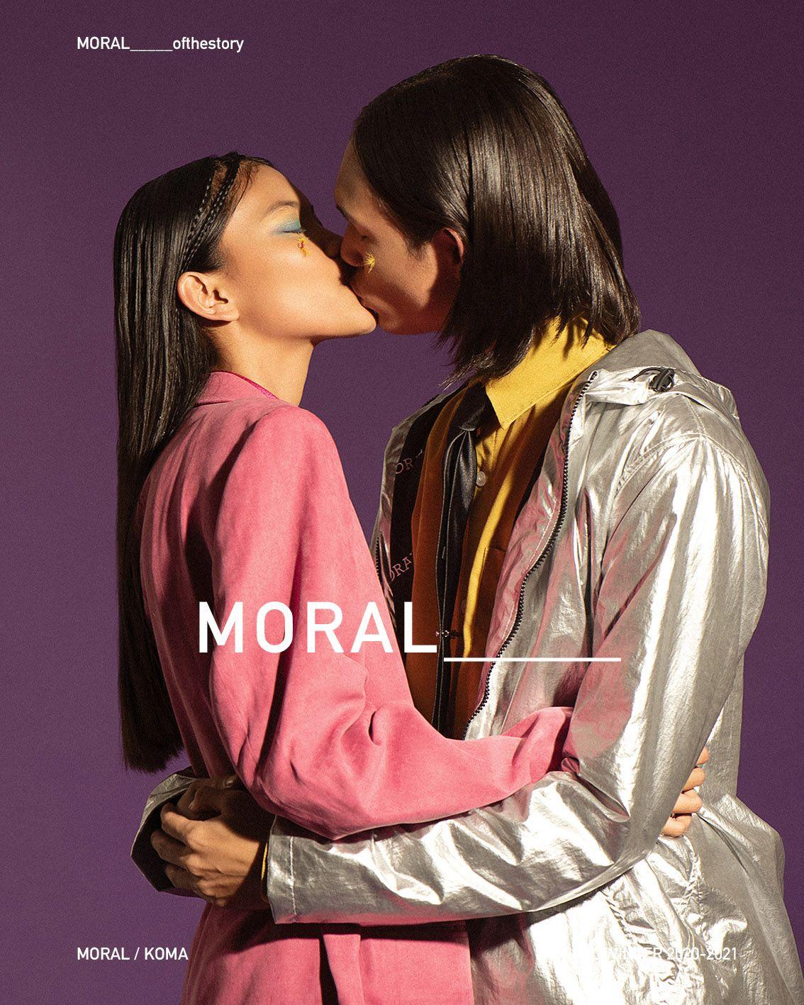Kampanye Iklan Terbaru MORAL untuk Fall/Winter 2020 2021