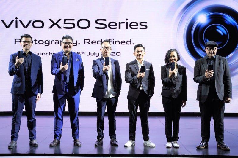 Trending di Twitter, Ini Kelebihan Vivo X50 Series