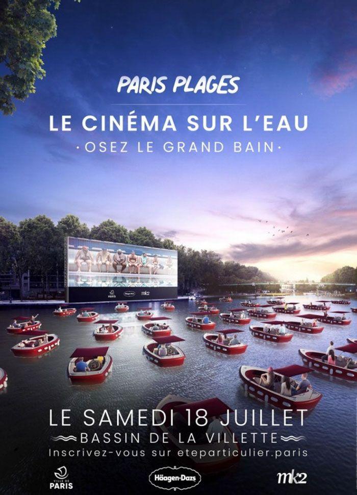 Demi Social Distancing, Paris akan Buka Bioskop Terapung