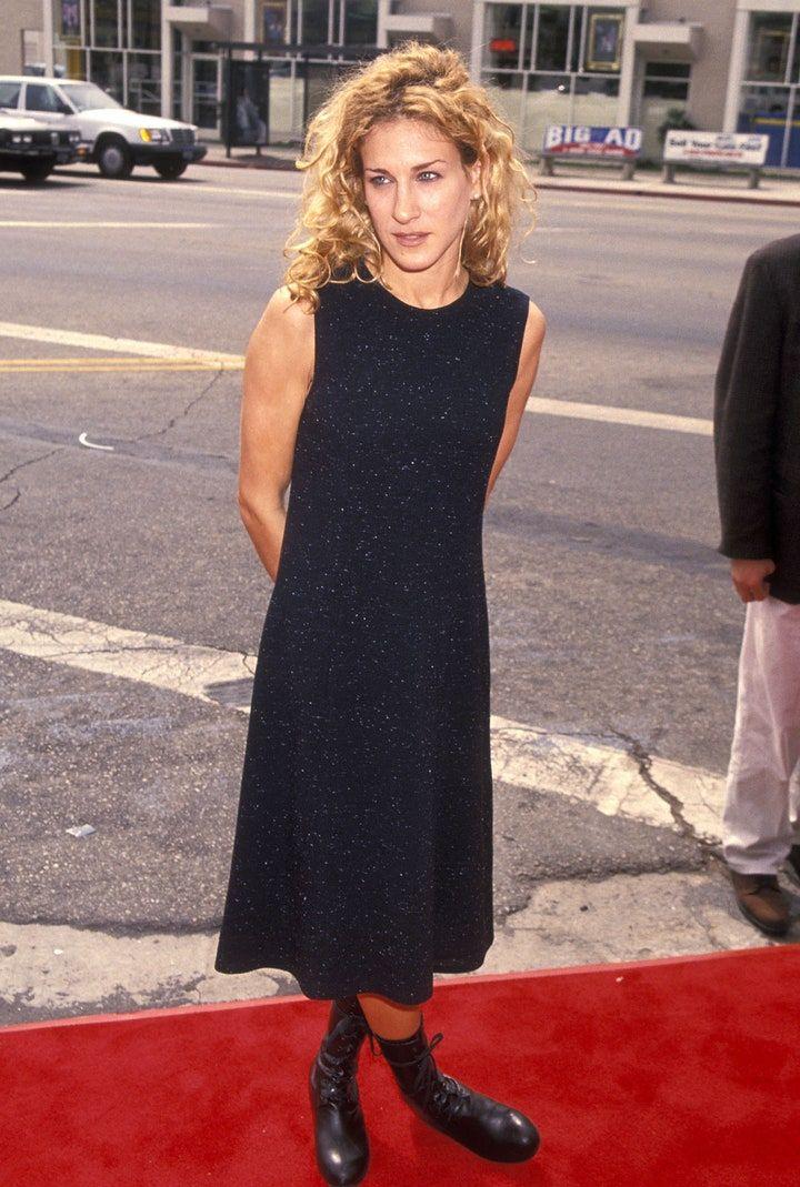 Gaya Keren Sarah Jessica Parker di Tahun 90an, Layak Jadi Panutan!