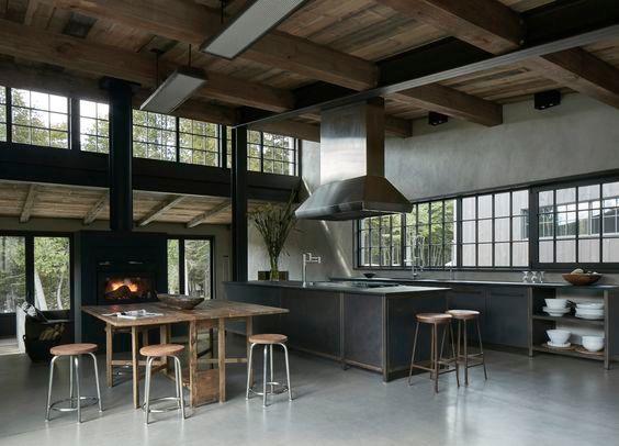Tambah Keren, Ini 7 Tips dan Ide Desain Industrial untuk Rumah Mungil