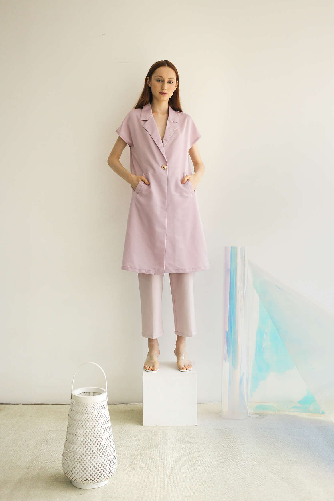 #PopbelaOOTD: Rekomendasi Outfit Serba Lilac dari Brand Lokal
