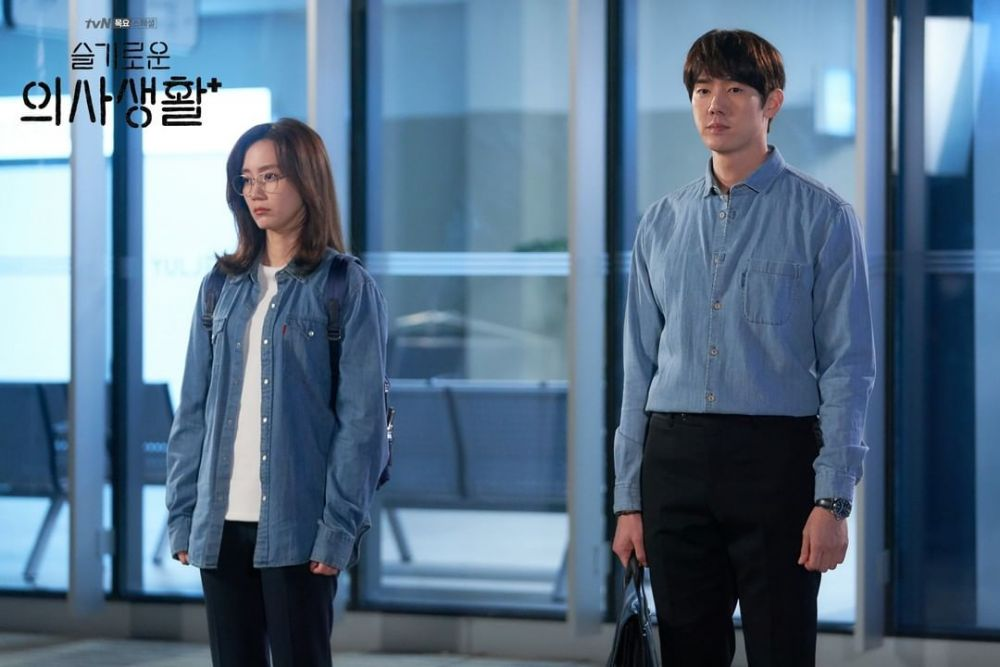 10 Adu Mesra Yoo Yeon Seok di 'Hospital Playlist' vs 'Dr. Romantic'