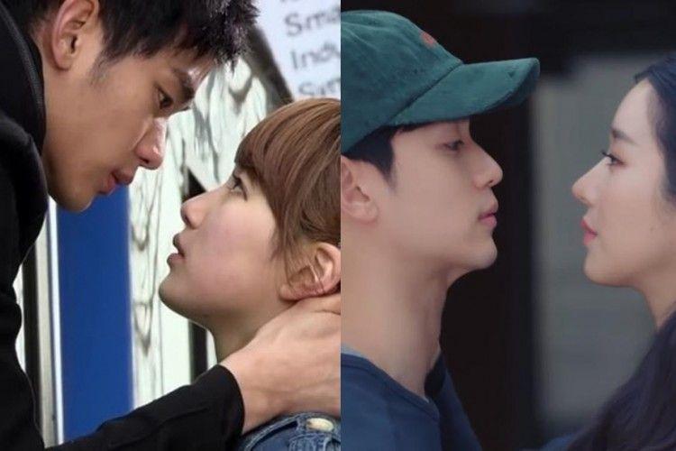 Bikin Baper, Ini 12 Adegan Mesra Kim Soo Hyun bareng Seo Ye Ji vs Suzy