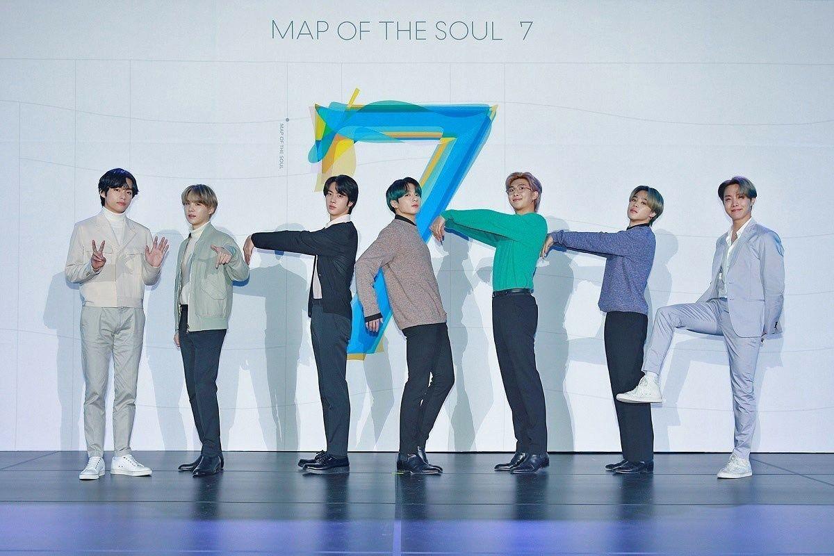 Belum Lama Rilis, BTS Jadi Grup dengan Album Terlaris Menggeser TVXQ