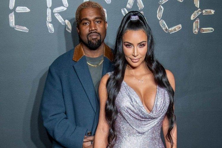 5 Pernyataan Kontroversial Kanye West Soal Pernikahannya
