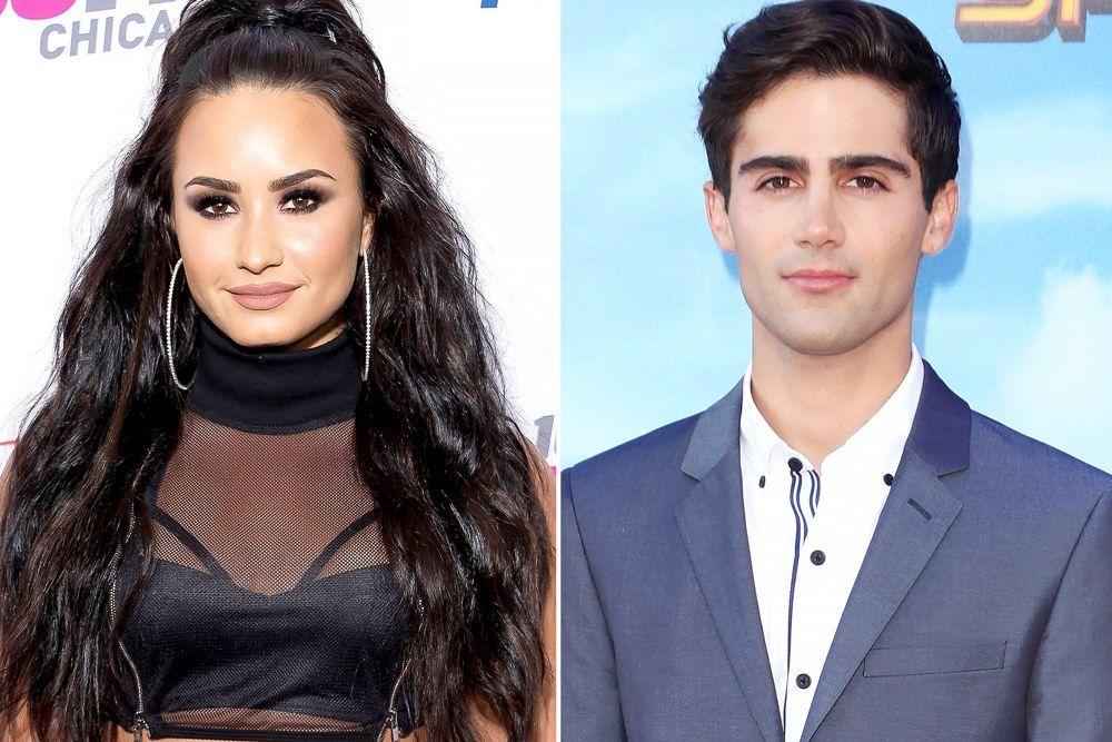 Resmi Tunangan, Ini 5 Fakta Hubungan Demi Lovato dan Max Ehrich