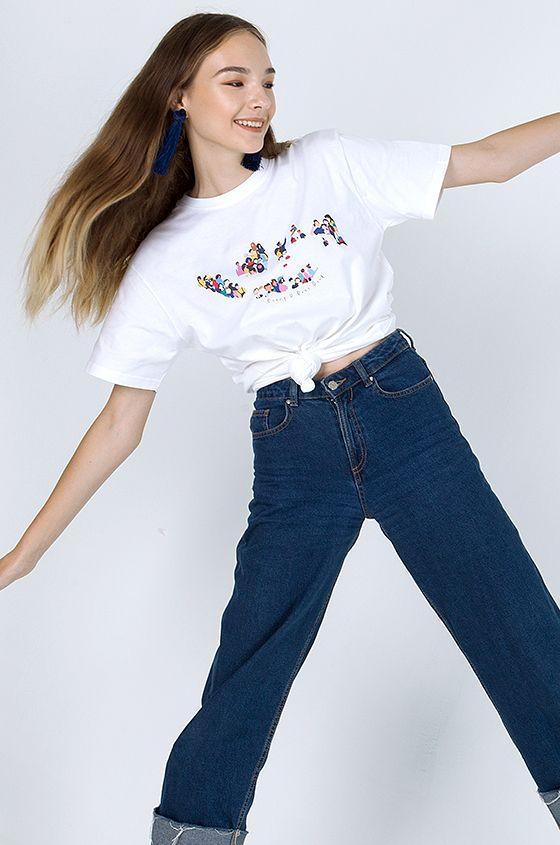 #PopbelaOOTD: Rekomendasi T-Shirt Putih dari Brand Lokal