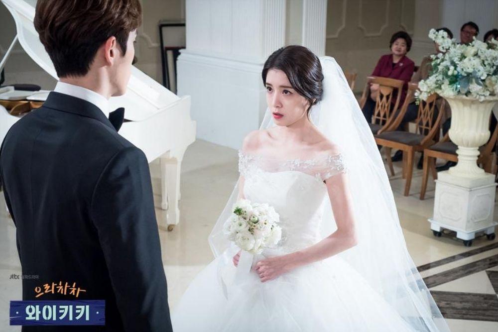 Natural dan Flawless, Intip 7 Gaya Riasan Pernikahan di Drama Korea