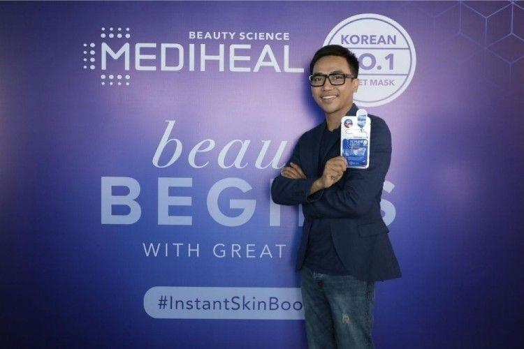 Mediheal Indonesia Tunjuk Bubah Alfian Sebagai Brand Ambassador