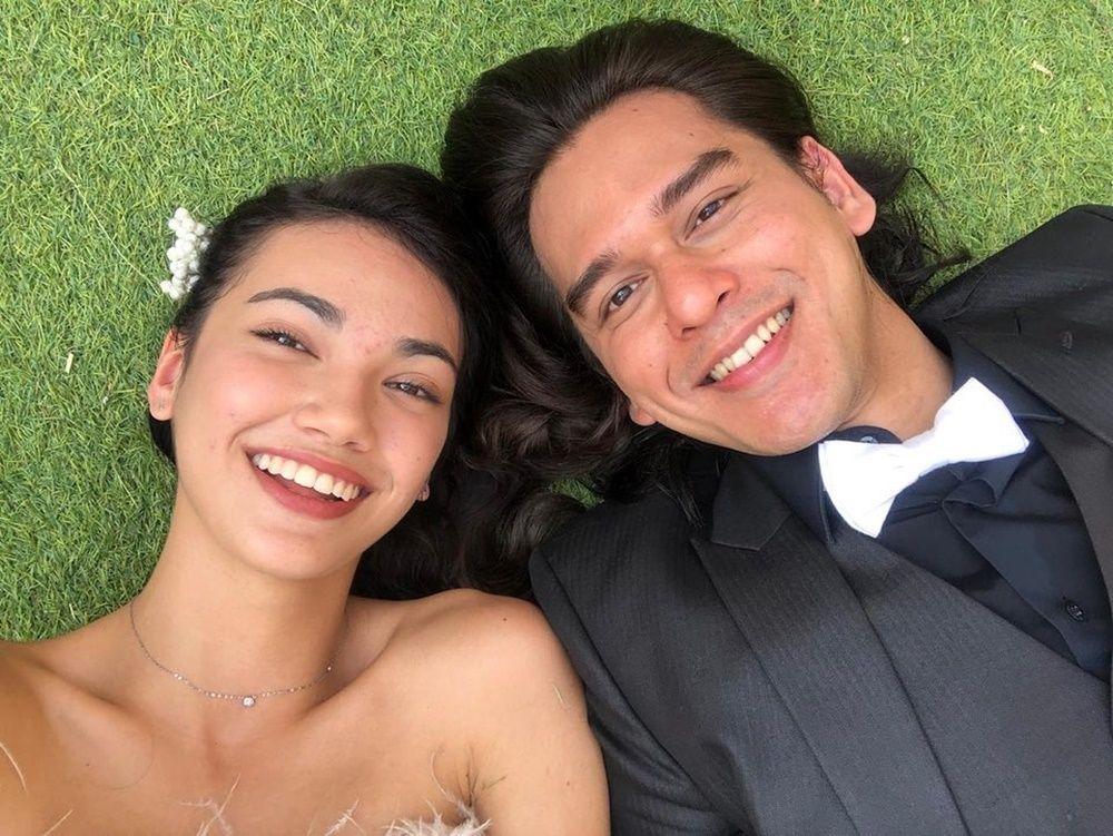 9 Foto Pernikahan Haico Van der Veken dan Rangga Azof di Sinetron