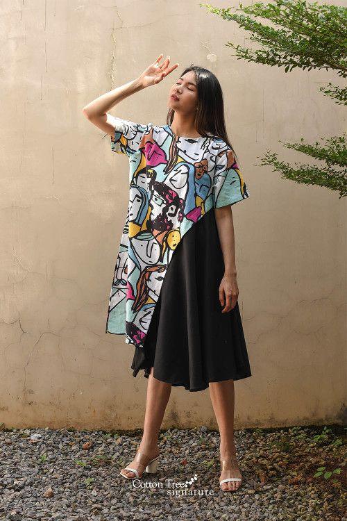 #PopbelaOOTD: Kumpulan Dress Brand Lokal yang Cocok untuk Tubuh Berisi