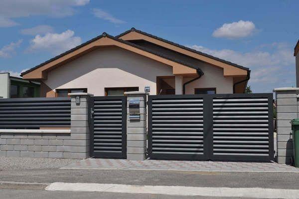 7 Model Pagar Rumah Minimalis Terbaru, Elegan Dan Modern