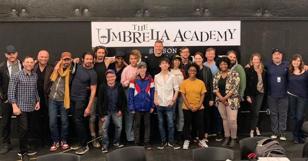 Hits Banget, Ini 7Cerita Tak Terduga Produser 'The Umbrella Academy'