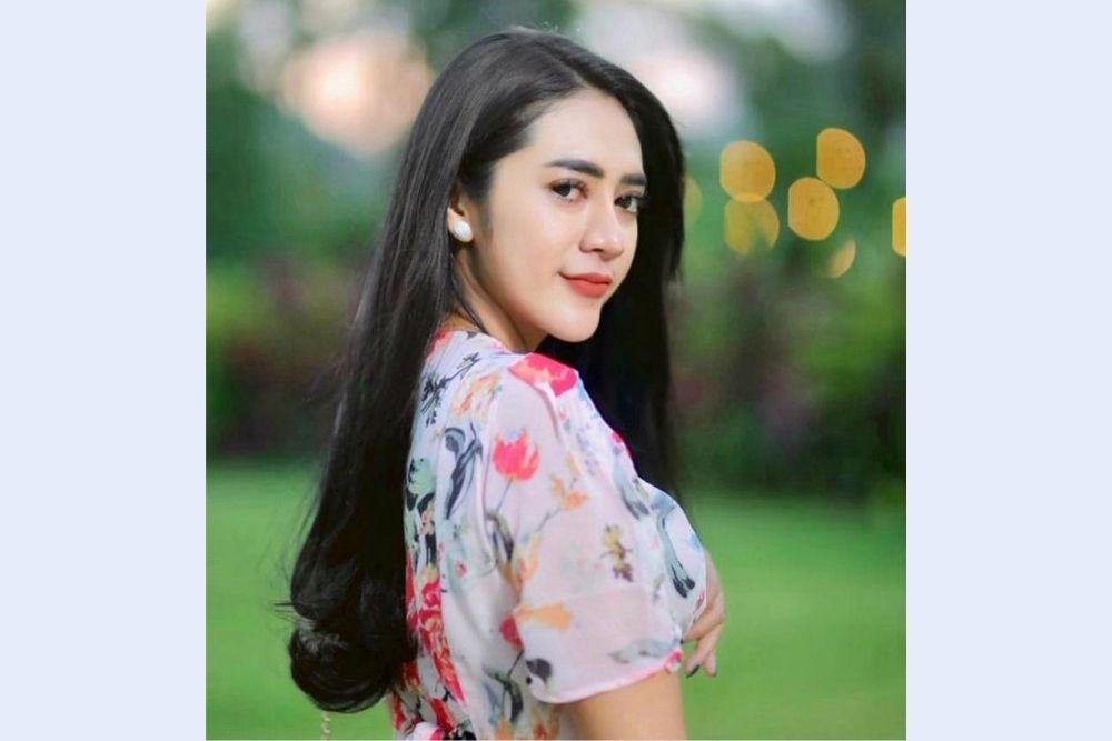 7 Pesona Vernitta Syabilla, Penyanyi Dangdut yang Lagi Viral