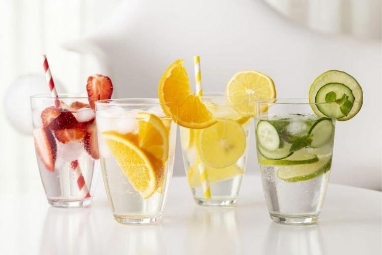 Ini 7 Manfaat yang Akan Kamu Rasakan Jika Rutin Minum Infused Water