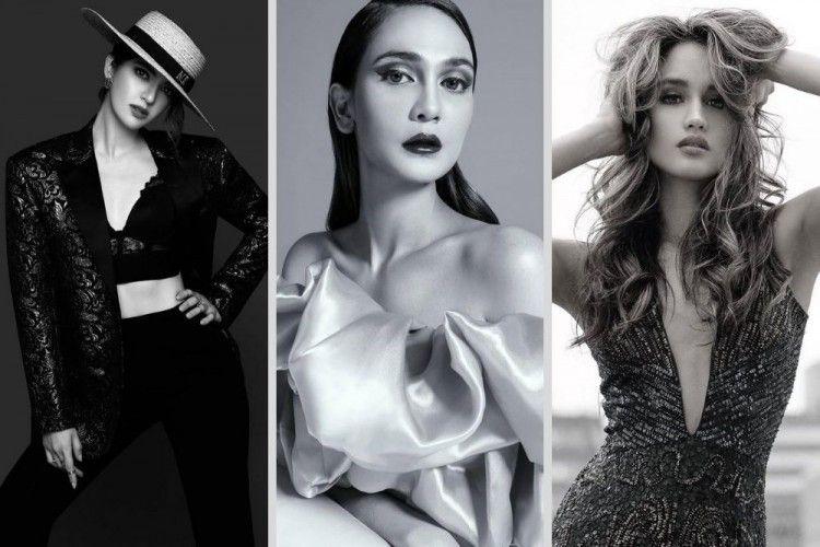 9 Potret Seleb Indonesia yang Ikut Challenge #WomenSupportingWomen