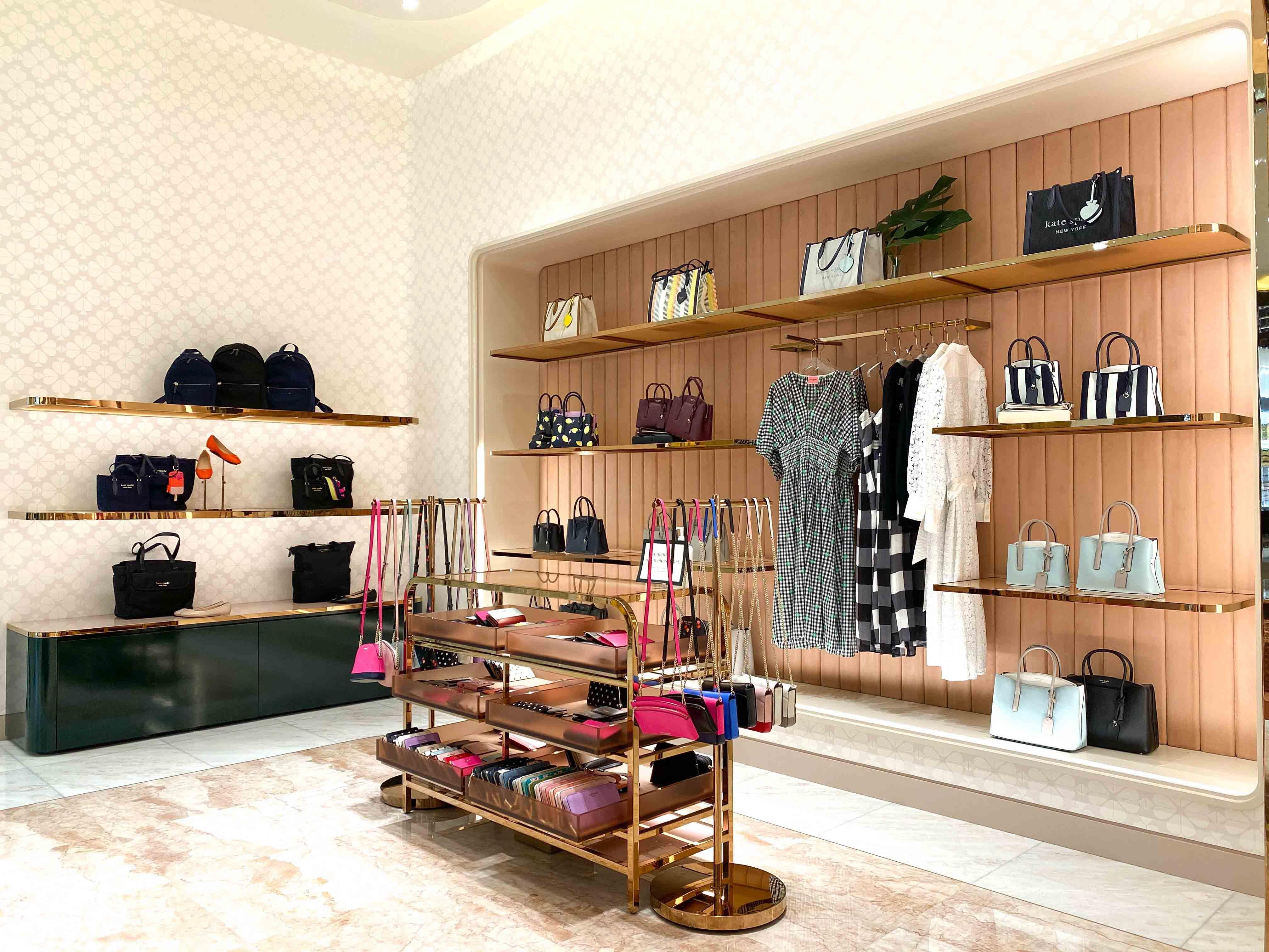 Gemasnya Butik Baru Kate Spade New York diSenayan City Mall