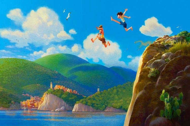 """5 Fakta """"Luca"""", Film Animasi Terbaru dari Disney Pixar"""