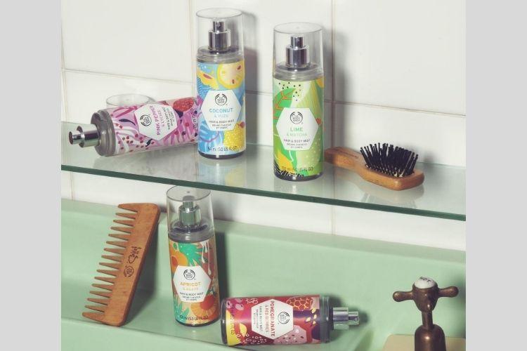 Produk Terbaru dari The Body Shop yang Bikin Tubuh Makin Wangi