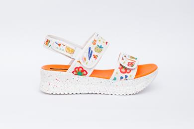PopbelaOOTD Kumpulan Chunky Sandal dari Brand Lokal
