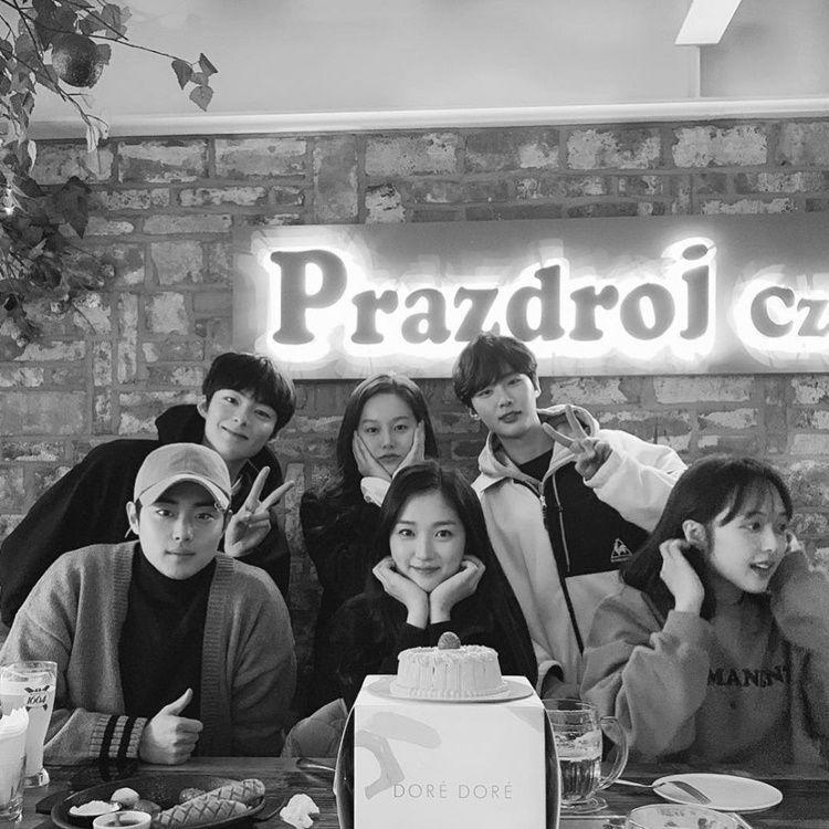 Cinlok di 'SKY Castle', 9 Foto Kim Bo Ra & Jo Byung Gyu Sebelum Putus
