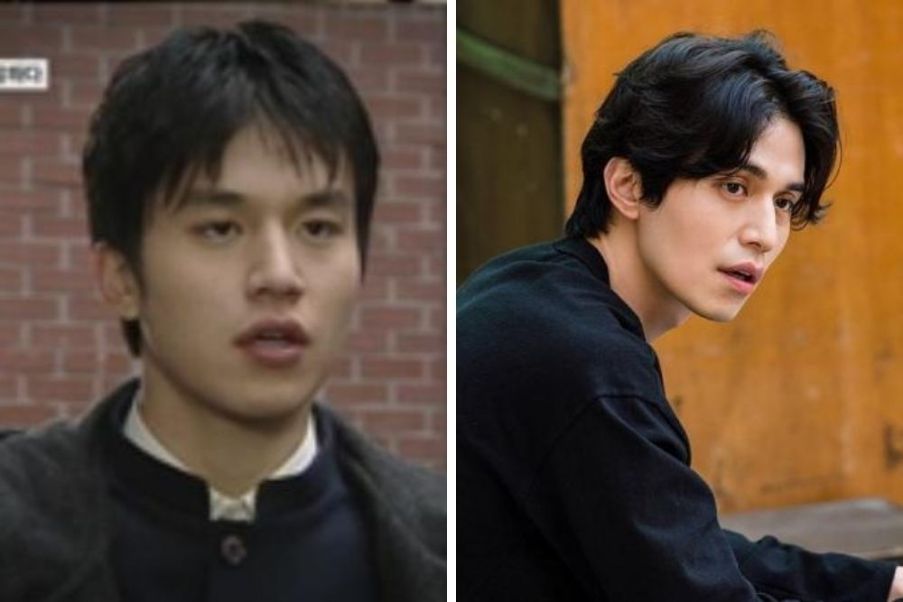 Transformasi 7 Aktor Korea Ketika Bermain di Drama Pertama vs Terbaru