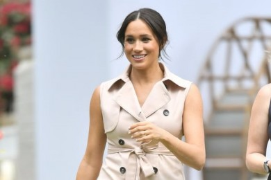 Selalu Standout, Ini Model Dress Favorit Meghan Markle