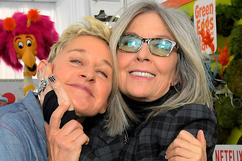 Skandal Perilaku Ellen DeGeneres, Ini 6 Sahabat yang Membelanya