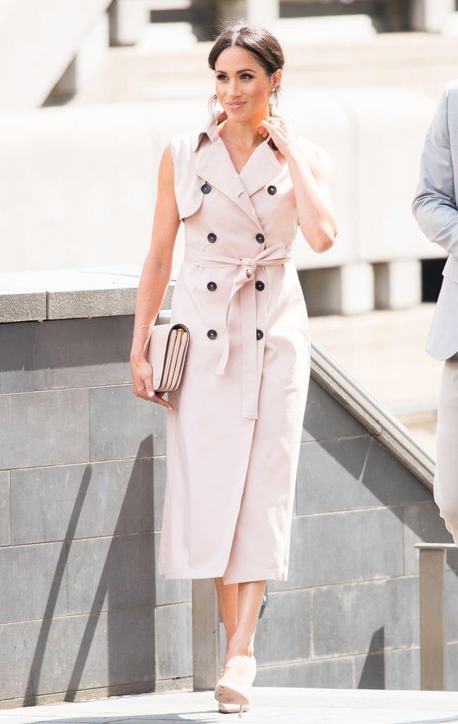 Selalu Standout, Ini Model Dress Favorit Meghan Markle