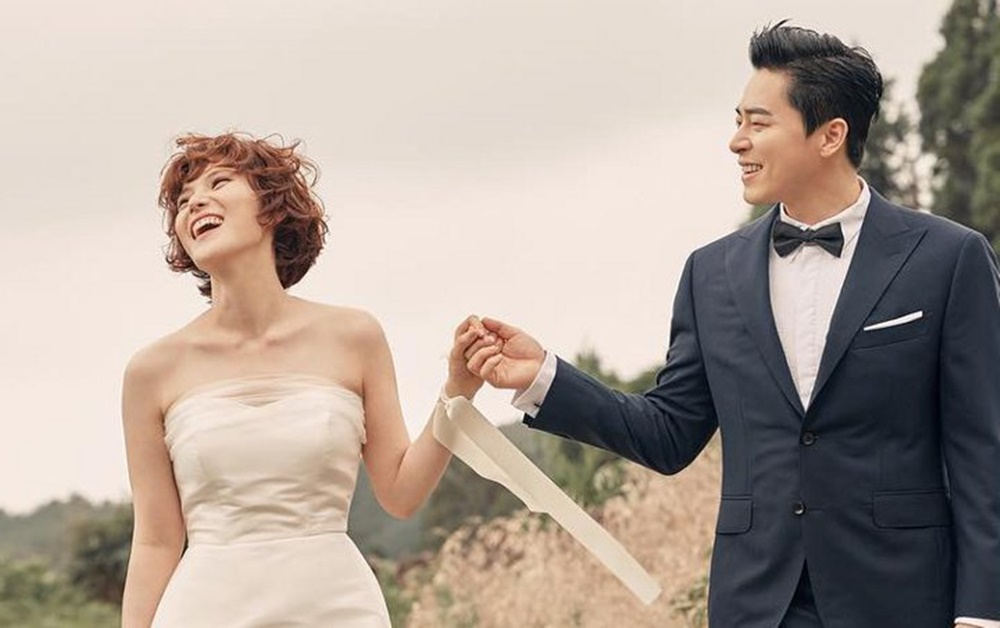 Dikaruniai Anak Pertama, 5 Fakta Awetnya Pernikahan Jo Jung Suk-Gummy