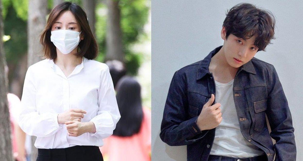Aktif Kembali Bermedia Sosial, Hwang Hana Pacaran dengan Jungkook BTS?
