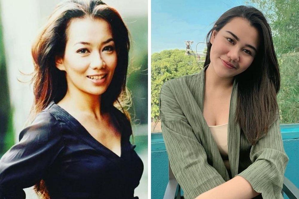 Adu Riasan 7 Seleb Ketika Muda vs Anak Perempuannya, Bikin Salfok!