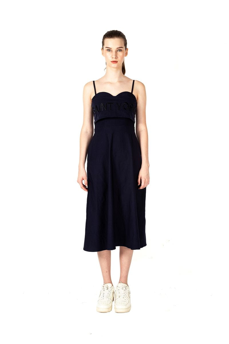 #PopbelaOOTD: Makin Chic, Kumpulan Sleeveless Dress dari Brand Lokal