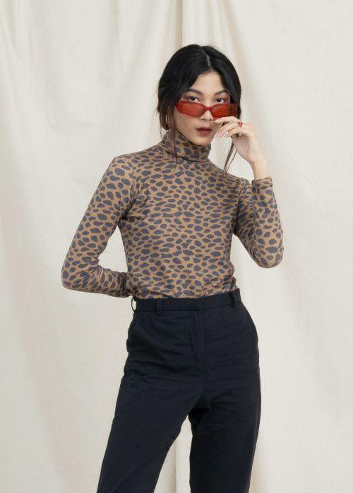 #PopbelaOOTD: Kumpulan Baju Turtleneck Trendi untuk Sehari-hari