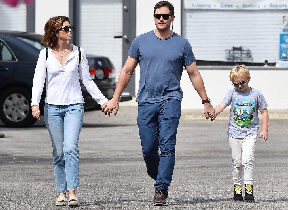 Sambut Anak Pertama, Kisah Cinta Chris Pratt-Katherine Schwarzenegger