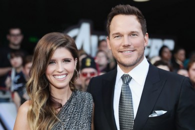 Sambut Anak Pertama, Kisah Cinta Chris Pratt-Katherine Schwarzenegger