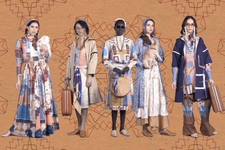 ANFA 2020 Digelar dalam Bentuk Cinematic Virtual Fashion Awards