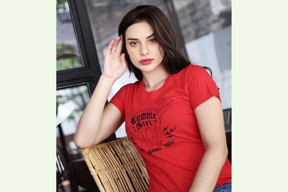 Intip 7 Pesona Seksi Nora Alexandra, Istri dari Jerinx SID