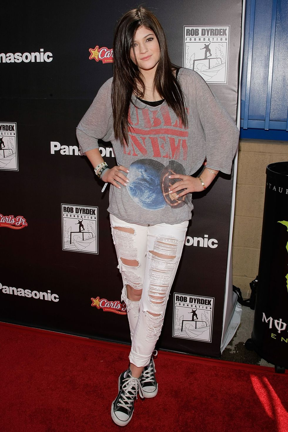 Perubahan Drastis Kylie Jenner dari Masa ke Masa, Lugu hingga Seksi!