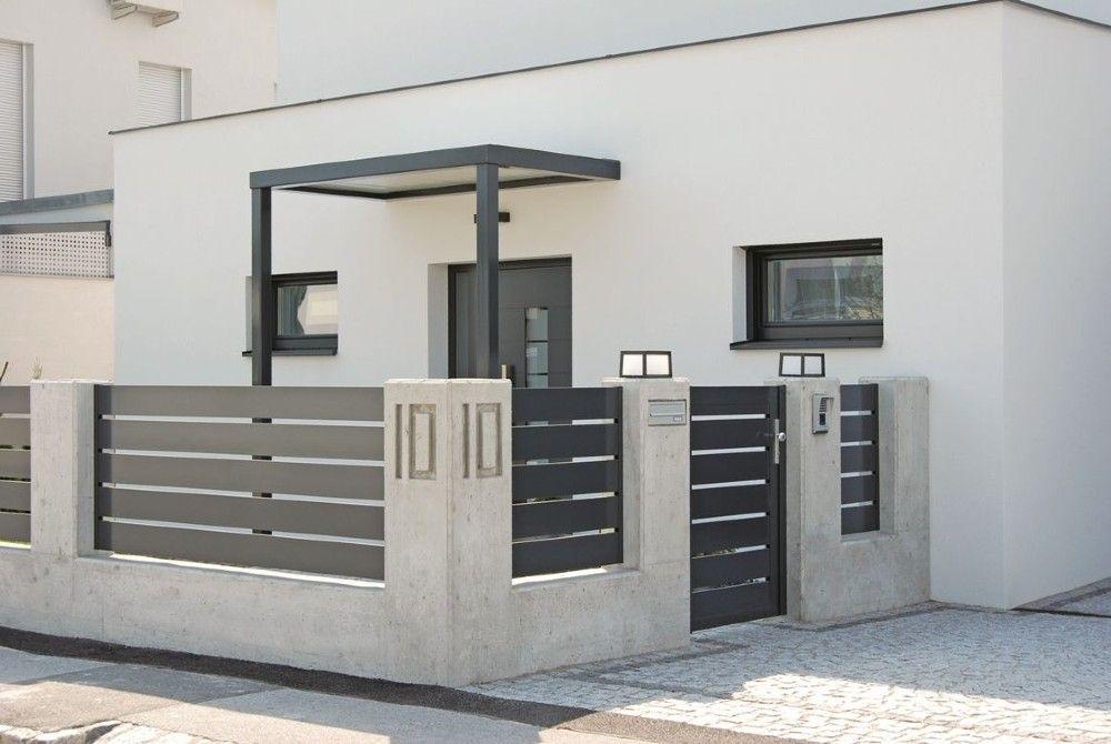 Anti Membosankan, Ini 9 Desain Pagar Rumah Minimalis Masa Kini
