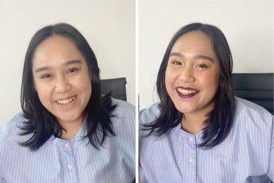 Keluar dari Zona Nyaman Makeup Look Pilihan Netizen