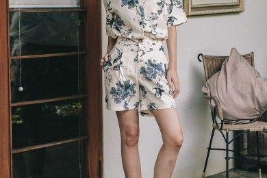 PopbelaOOTD Rekomendasi Celana Motif Chic Anti-Boring