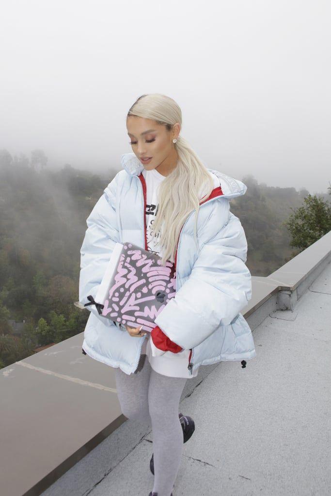Deretan OOTD Keren yang Kamu Bisa Tiru dari Ariana Grande